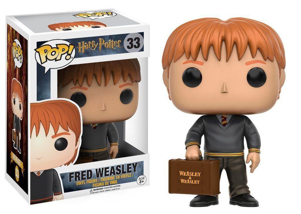 Funko Pop Fred Weasley: Harry Potter #33 - Funko