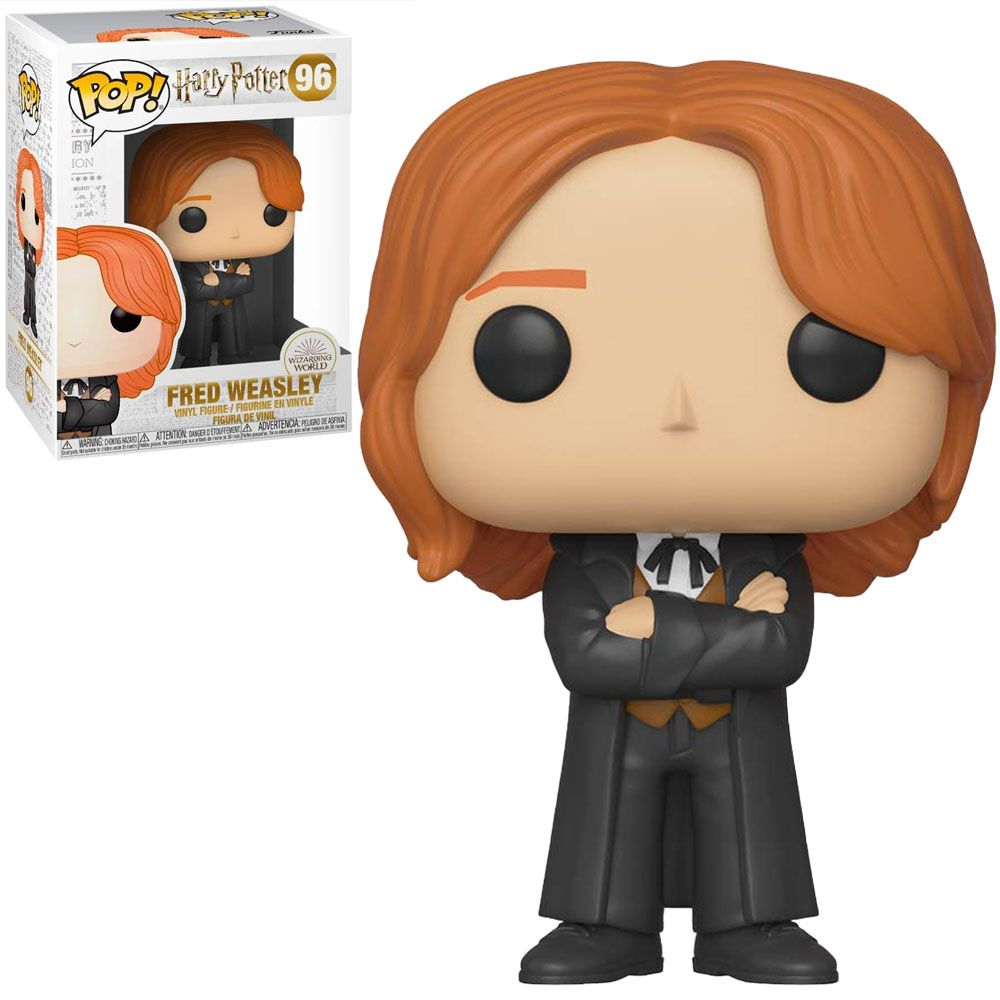 Funko Pop! Fred Weasley: Harry Potter #96 - Funko