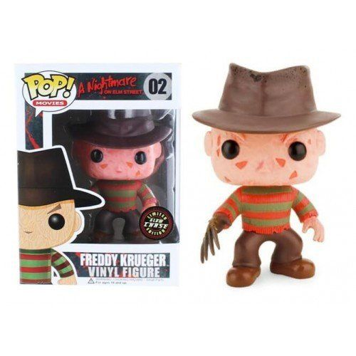 Pop! Freddy Krueger (Chase): A Hora do Pesadelo (Exclusivo) #02 -  Funko