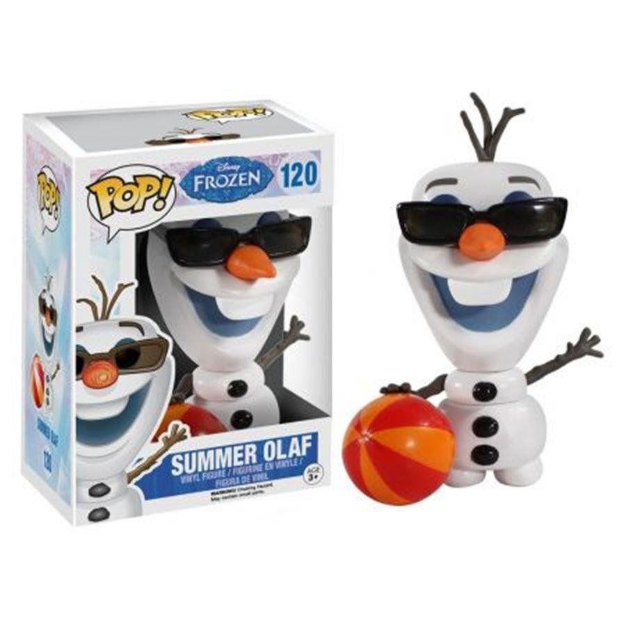 Funko Pop Summer Olaf: Disney Frozen #120 - Funko