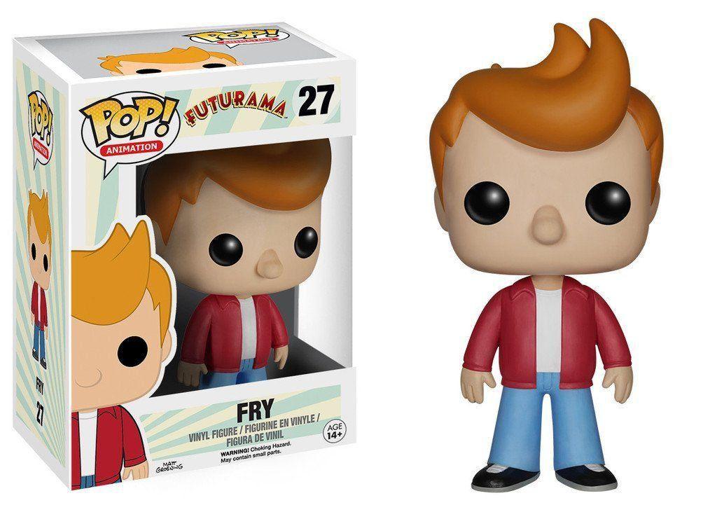 Funko Pop Fry: Futurama #27 - Funko