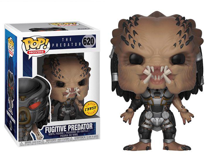 Pop! Fugitive Predator (Chase): O Predador (The Predator) #620 - Funko