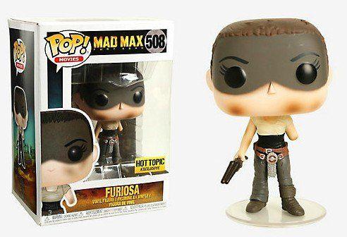 Funko Pop! Furiosa: Mad Max Estrada da Fúria (Fury Road) (Exclusivo) #508 - Funko