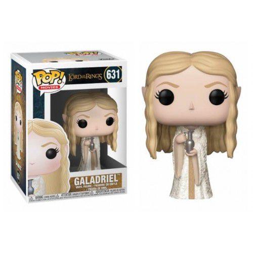 Funko Pop! Galadriel: O Senhor dos Anéis (The Lord of the Rings) #631 - Funko