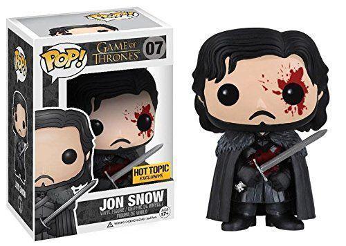 Funko POP! Game Of Thrones: John Snow Exclusive - Funko