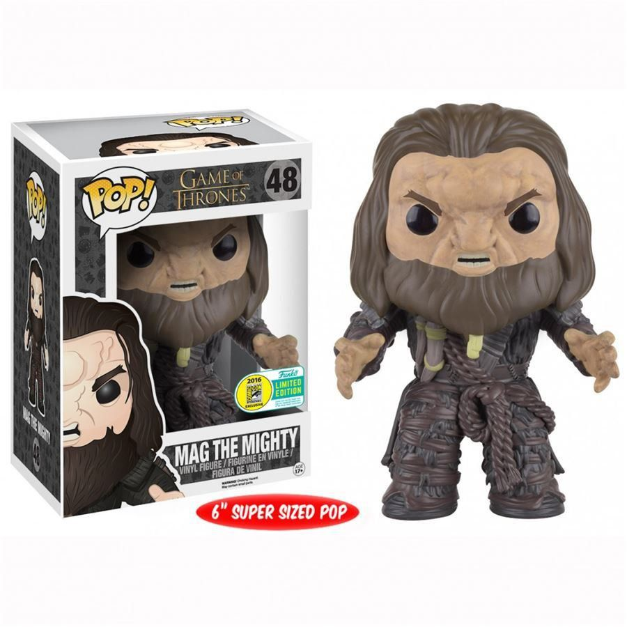 Funko POP! Game Of Thrones: Mag The Mighty 6