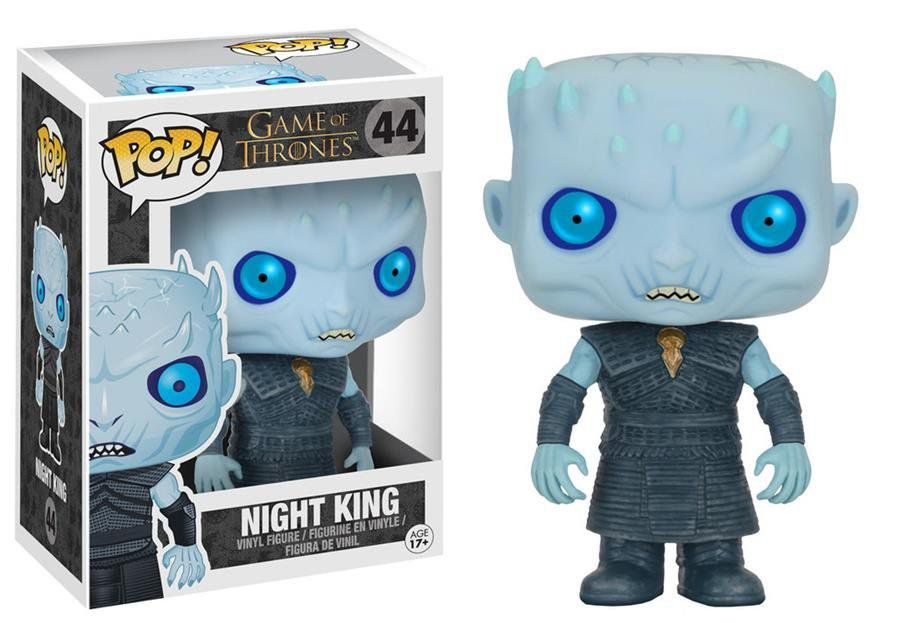 Funko Pop Night King: Game Of Thrones #44 - Funko