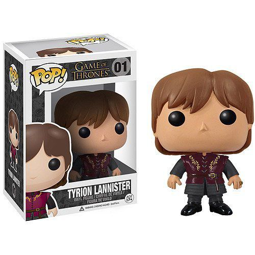 Funko Pop Tyrion Lannister: Game Of Thrones #01 - Funko