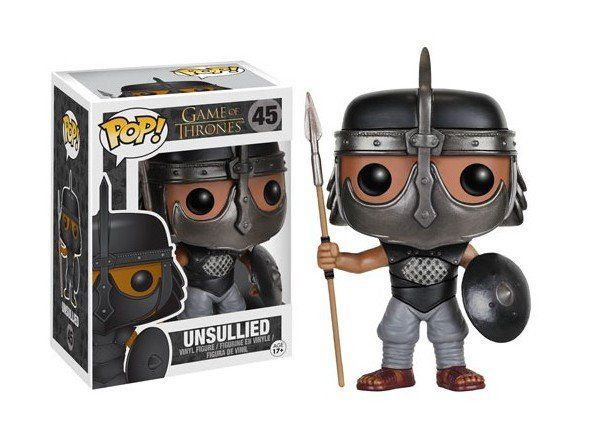 Funko Pop Unsullied: Game Of Thrones #45 - Funko