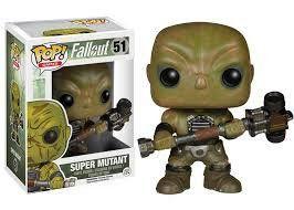 Funko POP! Games: Fallout: Super Mutant #51 - Funko