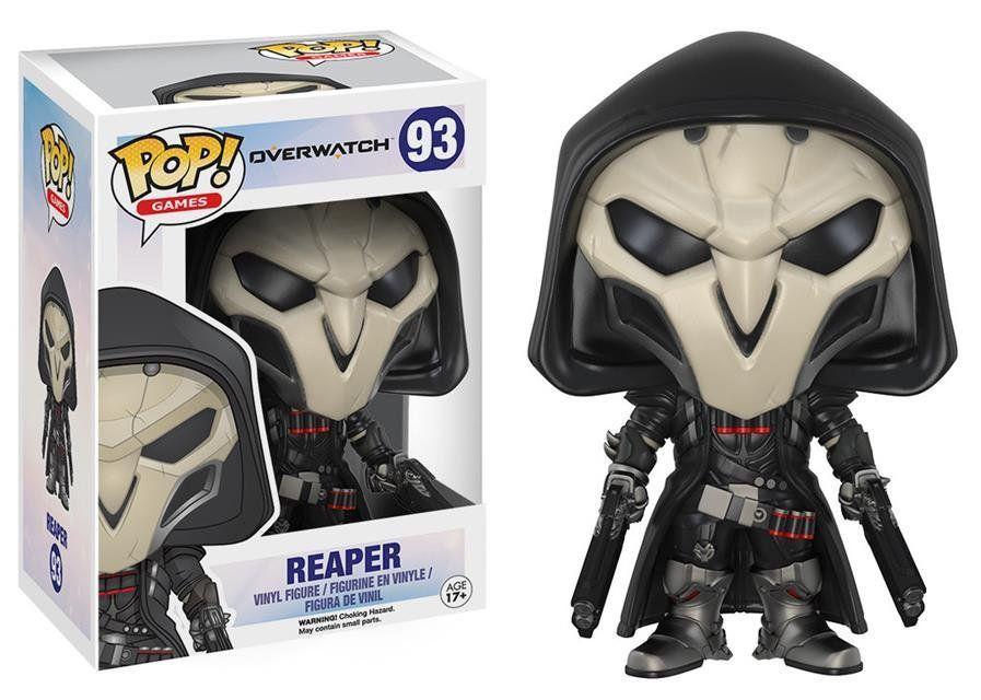 Funko Pop Reaper: Overwatch #93 - Funko