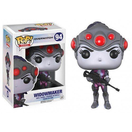 Funko Pop! Games Overwatch: Widowmaker #94 - Funko