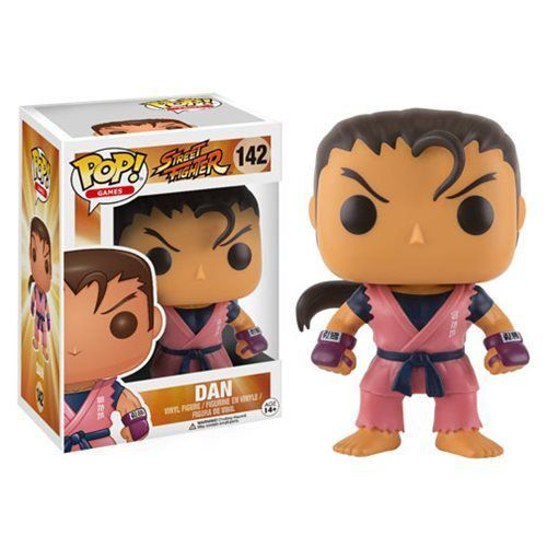 Funko Pop Dan: Street Fighter #142 - Funko