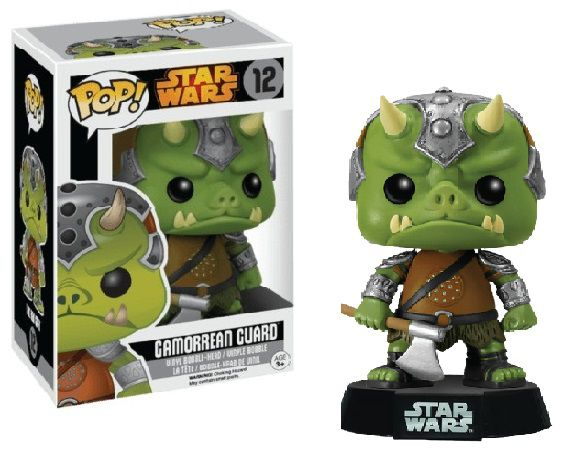 Funko Pop! Gamorrean Guard: Star Wars #12 - Funko