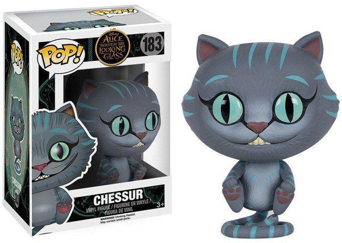 Funko Pop Gato Que Ri (Chessur): Alice Através do Espelho #183 - Funko