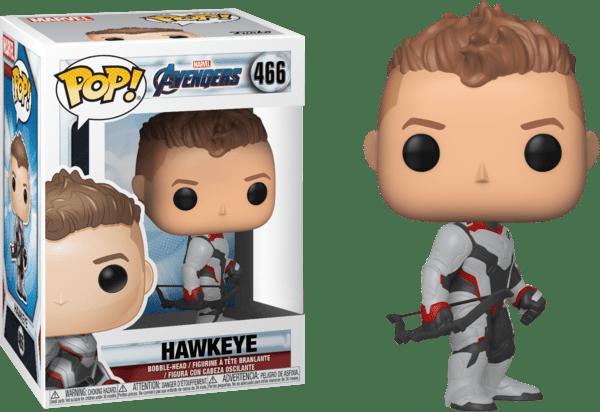 Pop! Gavião Arqueiro (Hawkeye): Vingadores Ultimato (Avengers Endgame) Exclusivo #466 - Funko