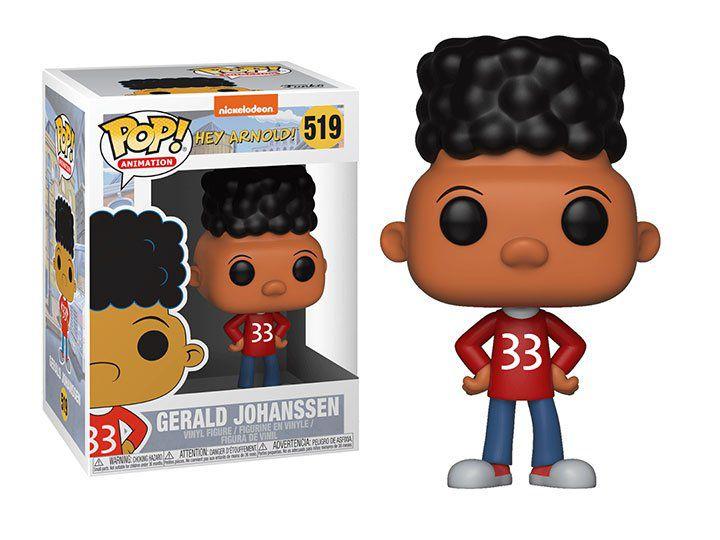 Funko Pop! Gerald Johanssen: Hey Arnold! #519 - Funko