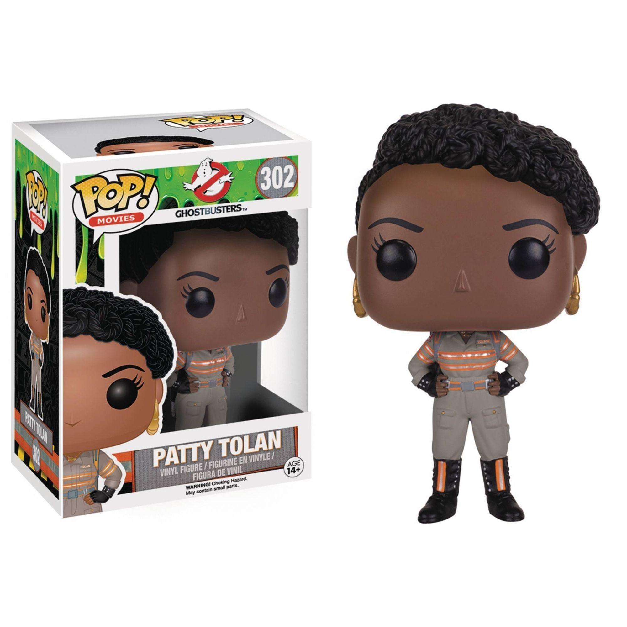 Funko Pop! Ghostbusters Patty Tolan #302 - Funko