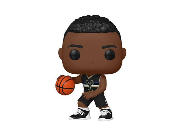 Funko Pop! Giannis Antetokounmpo (Alternar): Giannis Antetokounmpo (Alternate): Milwaukee Bucks: NBA #93 - Funko
