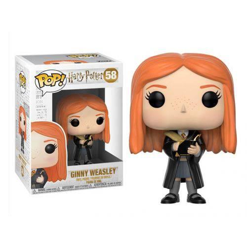 Funko Pop! Ginny Weasley: Harry Potter  #58 - Funko