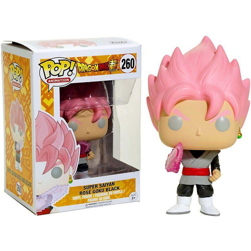 Funko Pop! Goku Black Super Saiyan Rose: Dragonball Super #260 - Funko