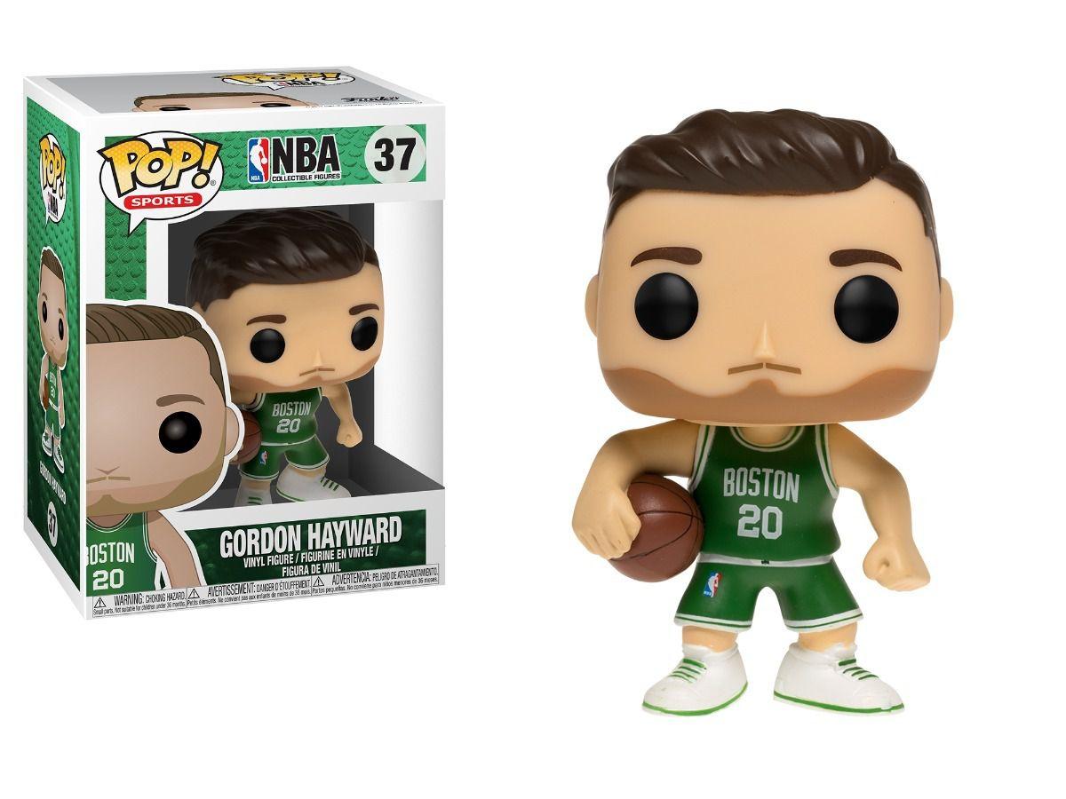 Funko Pop! Gordon Hayward: NBA Boston Celtics #37 - Funko
