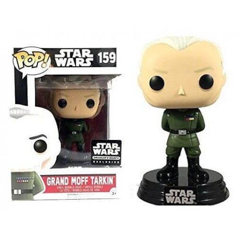 Funko Pop Grand Moff Tarkin (Exclusivo): Star Wars #159 - Funko