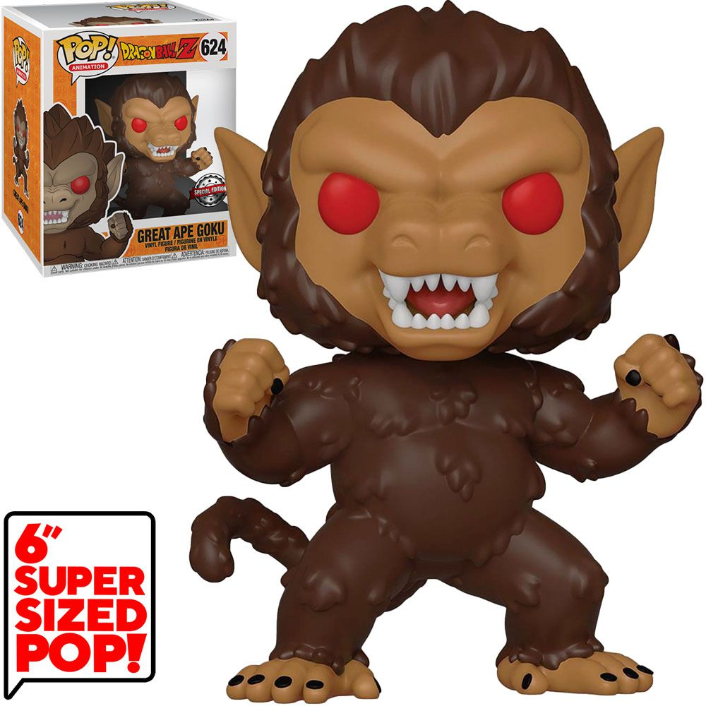 Pop! Great Ape Goku 6