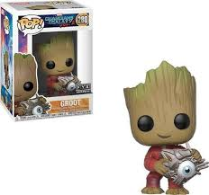 Pop! Groot (Fye Exclusive): Guardiões da Galaxia 2 (Guardians of Galaxy 2) #280 - Funko