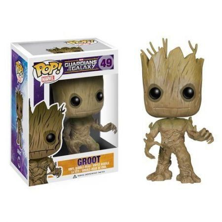 Funko POP! Guardiões da Galáxia Groot - Funko
