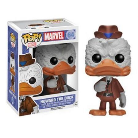 Funko POP! Guardiões da Galáxia Howard The Duck - Funko