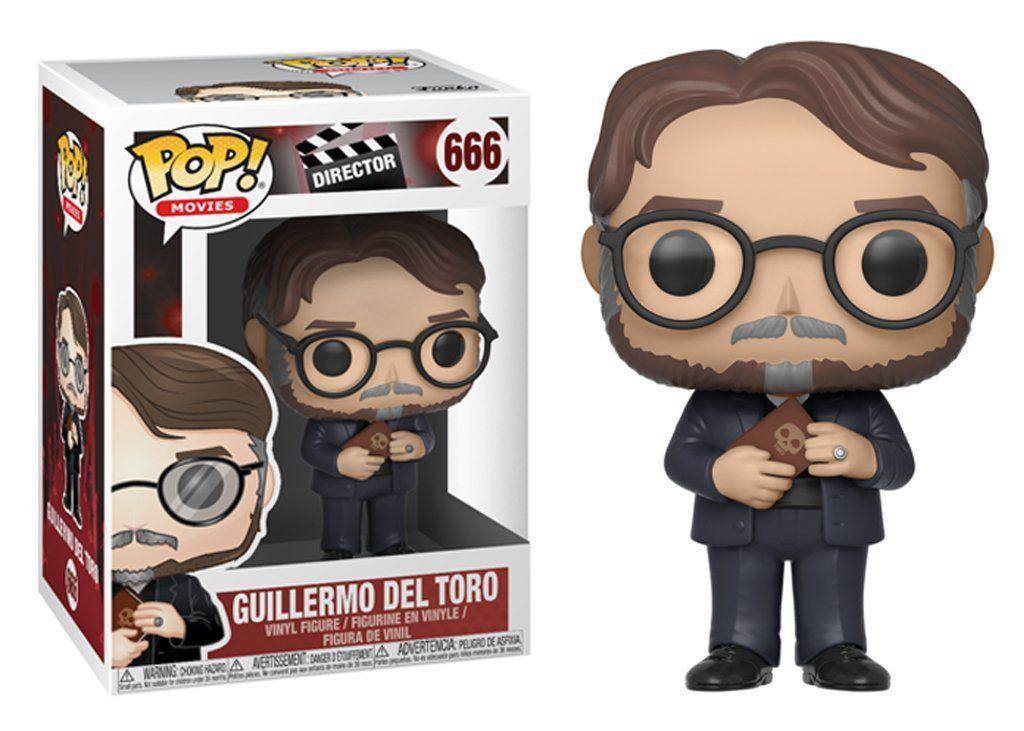 Funko Pop! Guillermo Del Toro: Director #666 - Funko