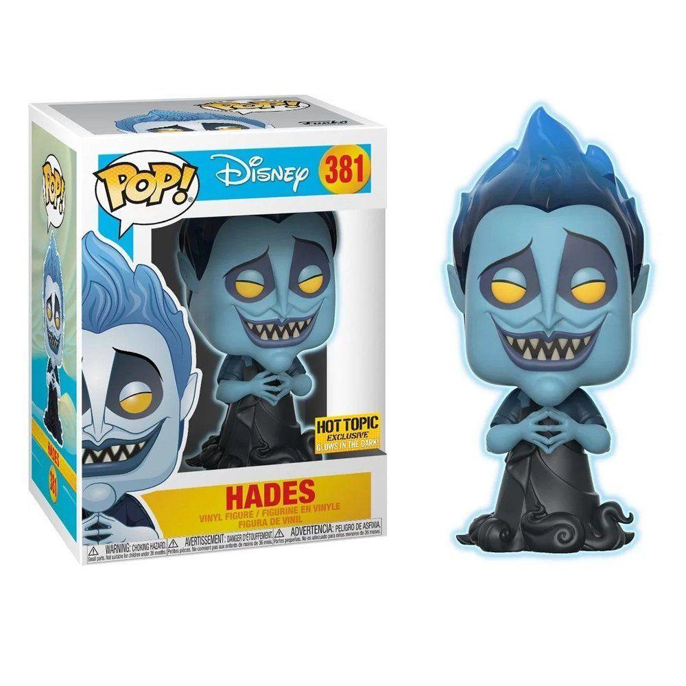 Funko Pop! Hades: Hercules (Exclusivo) #381 - Funko
