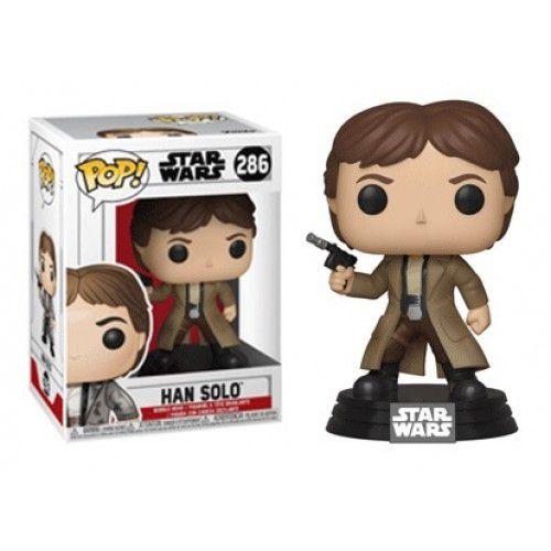 Funko Pop! Han Solo (Endor): Star Wars #286 - Funko