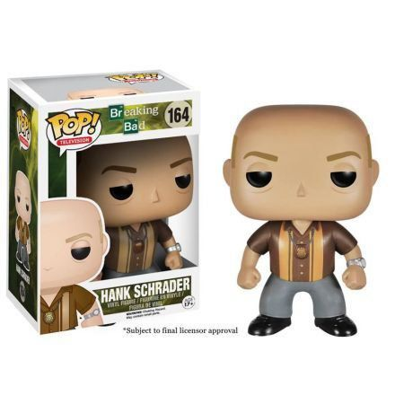 Funko POP! Hank Schrader Breaking Bad - Funko
