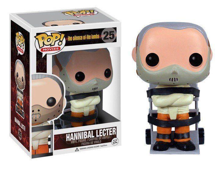 Funko Pop Hannibal Lecter #25 - Funko