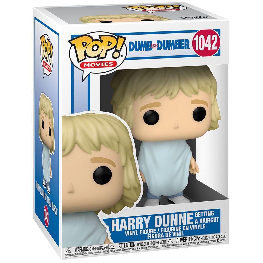 Funko Pop! Harry Getting Haircut: Debi & Loide (Dumb and Dumber)  #1042 - Funko