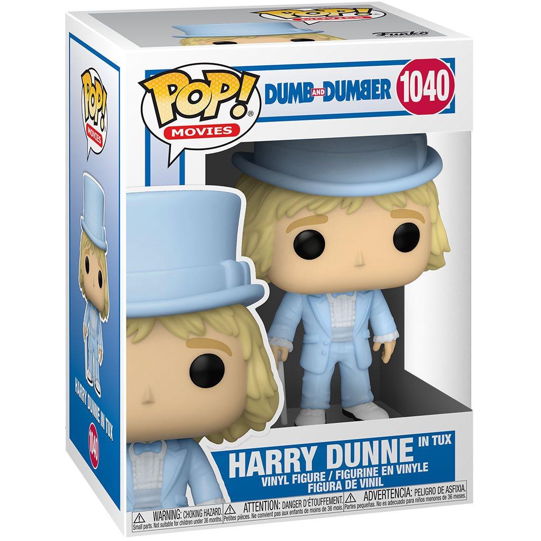 PRÉ VENDA: Funko Pop! Harry In Tux: Debi & Loide (Dumb and Dumber)  #1040 - Funko