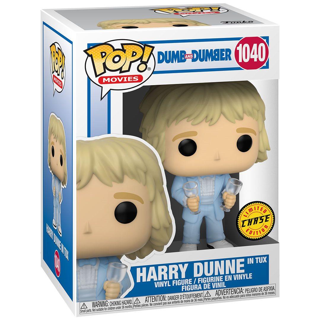 PRÉ VENDA: Funko Pop! Harry In Tux: Debi & Loide (Dumb and Dumber) Chase #1040 - Funko