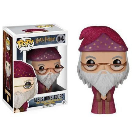 Funko Pop Albus Dumbledore: Harry Potter #04 - Funko