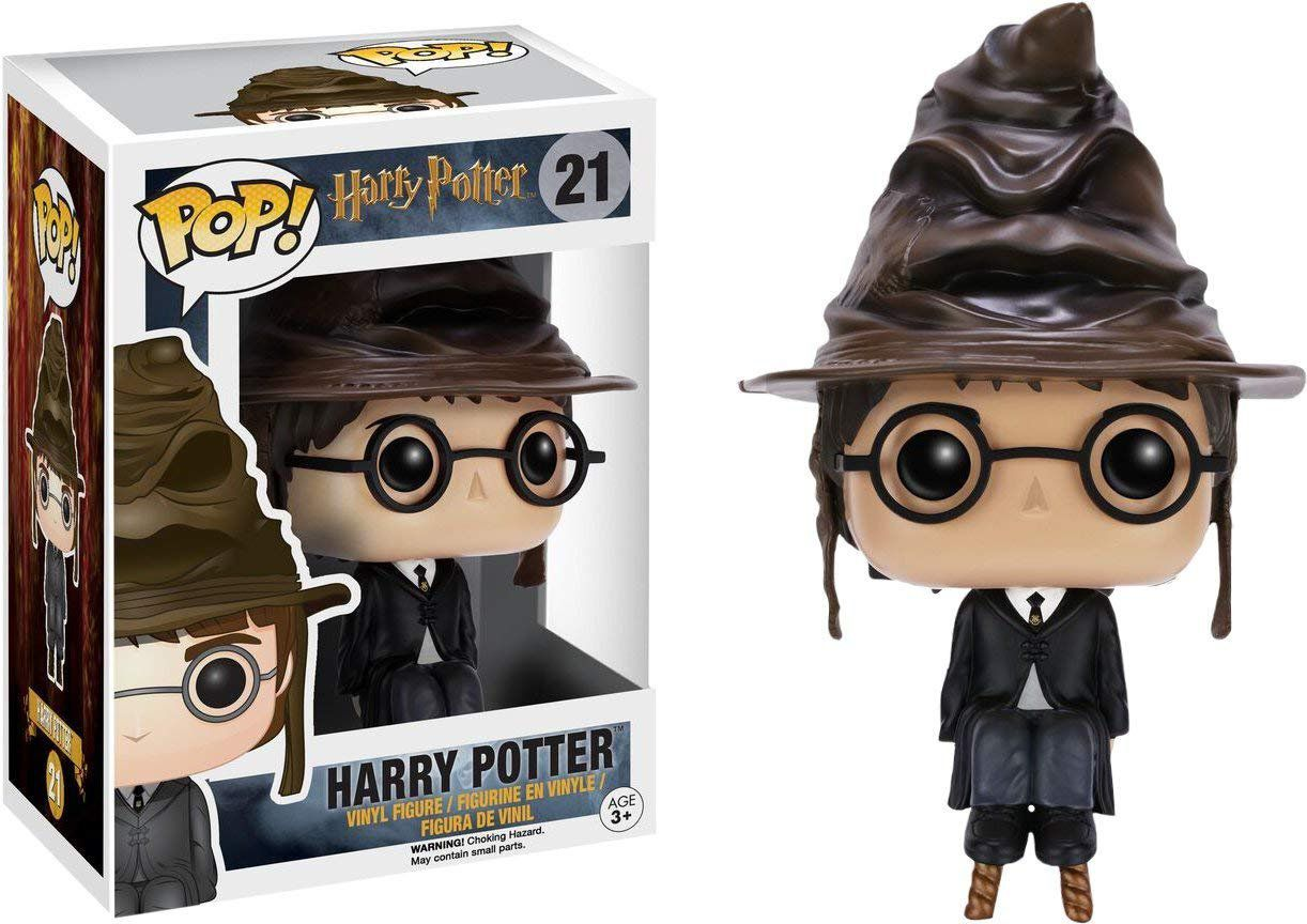 Funko Pop! Harry Potter (Chapéu Seletor) : Harry Potter #21 - Funko