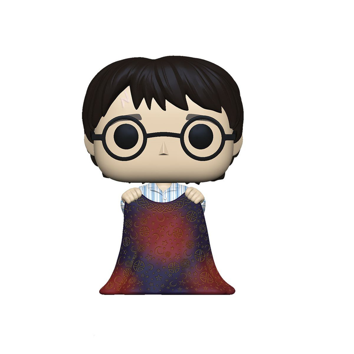 Funko Pop! Harry Potter com Capa da Invisibilidade (with Invisibility Cloak): Harry Potter #112 - Funko