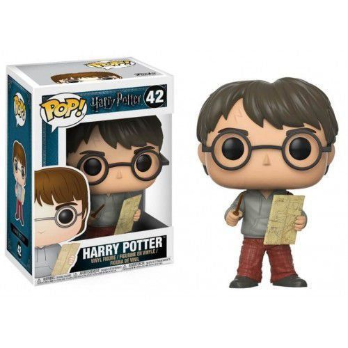 Funko Pop Harry Potter com Mapa Maroto (Marauders): Harry Potter #42 - Funko