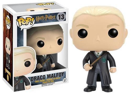 Funko Pop Draco Malfoy: Harry Potter #13 - Funko