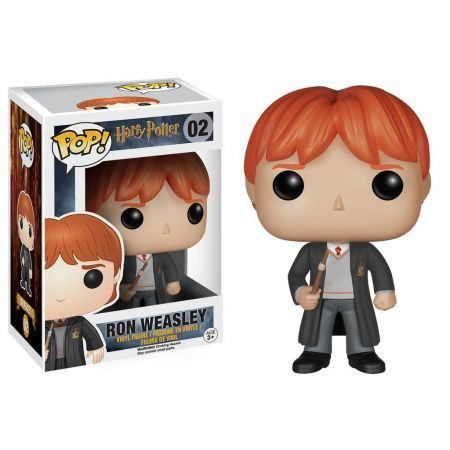 Funko Pop Ron Weasley: Harry Potter #02 - Funko