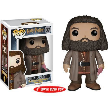 Funko Pop! Harry Potter: Rubeus Hagrid #07 - Funko