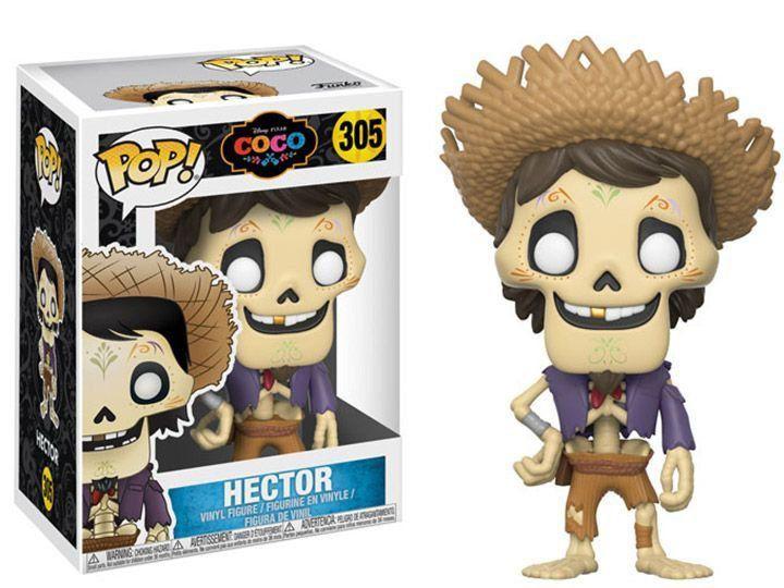 Funko Pop! Hector: Coco (Viva: A Vida é Uma Festa) Disney/Pixar #305 - Funko (Apenas Venda Online)