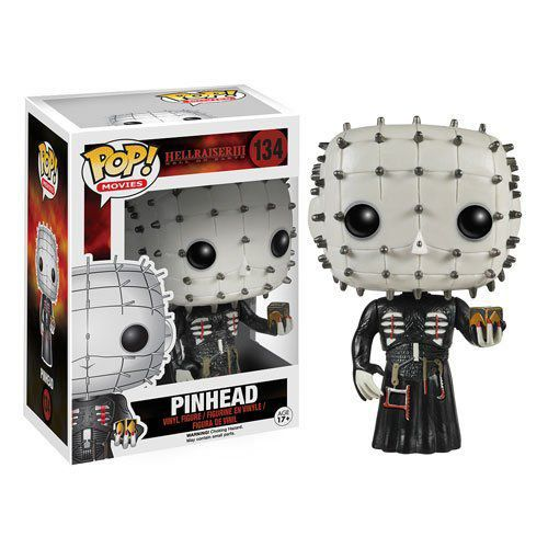 Funko Pop Pinhead: Hellraiser III #134 - Funko