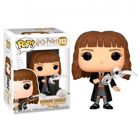 Funko Pop! Hermione com a pena (Hermione with Feather) #113: Harry Potter - Funko