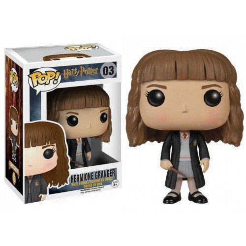 Funko Pop! Hermione Gramger: Harry Potter #03 - Funko
